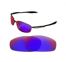 NEW POLARIZED CUSTOM LIGHT+ RED LENS FOR OAKLEY BLENDER SUNGLASSES